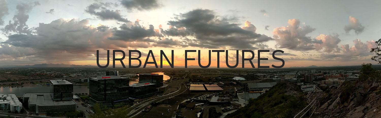 Urban Futures speaker series banner
