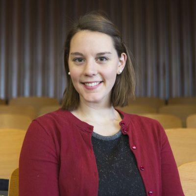 Photo of Abby Becker
